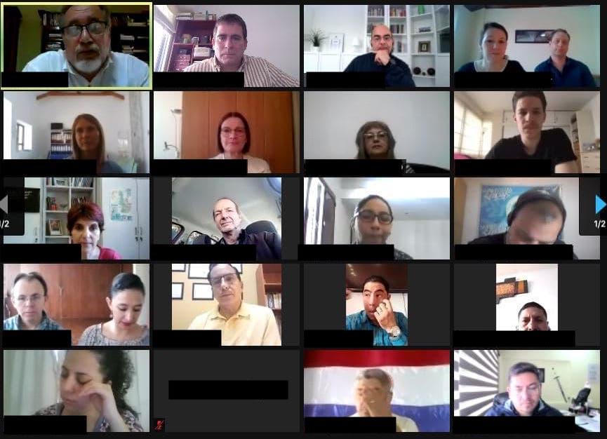 Encuentro continental de organizadores en América Latina