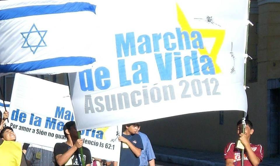 Asunción Paraguay 2012